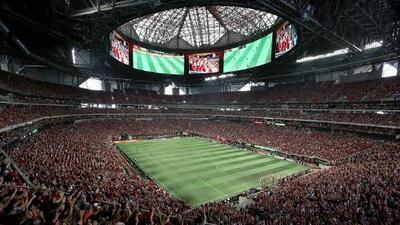 Atlanta United FC establece un nuevo récord de asistencia de público en un partido de MLS