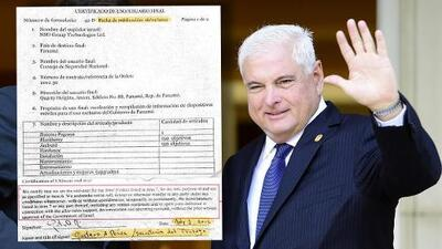EXCLUSIVE: Panama's ex-president wiretapped Americans, according to court documents