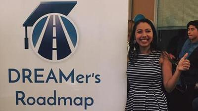 'DREAMer's Roadmap', la app de esta exdreamer para ayudar a estudiantes indocumentados a obtener becas