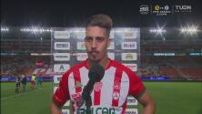 "Ian González tras empate de Necaxa: ""Nos jode vernos en la última posición"""