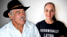 Andrés García dice que su hija no lo ve porque decidió cambiar de familia