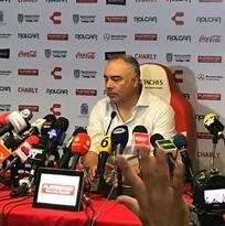 Se desarma el Necaxa, Memo Vázquez anuncia su salida