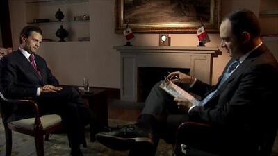 Peña Nieto le responde a Cuarón sobre la reforma energética