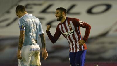 Celta de Vigo 0-2 Atlético de Madrid: Atlético acaba líder tras primera vuelta