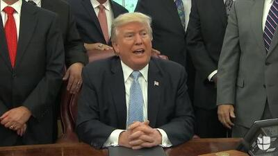 Trump says he will make a decision about DACA later today or this weekend