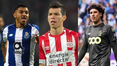 ¡Sin perderles la pista! Los mexicanos que jugarán la Champions League 2019-2020