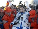 El primer astronauta chino habla de los extraños sonidos que escuchó en el espacio