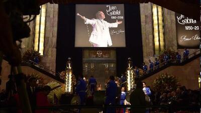 Juan Gabriel, en la vida y en la muerte, le abrió las puertas de Bellas Artes a su gente