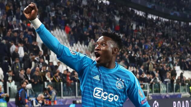 André Onana nunca dudó de que el Ajax vencería a su segundo 'gigante': la Juventus