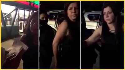 Video muestra la detención de la esposa del 'El Mencho', el criminal más buscado de México
