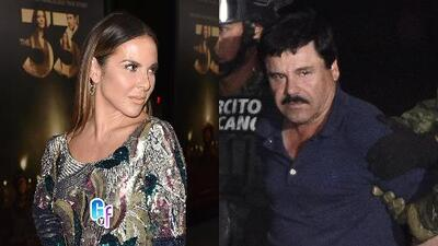 Impactantes fueron las conversaciones íntimas entre Kate del Castillo y el 'Chapo' Guzmán
