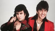 Así lucían de niños Adrián Uribe 'El Vítor' y Ariel Miramontes 'Albertano'