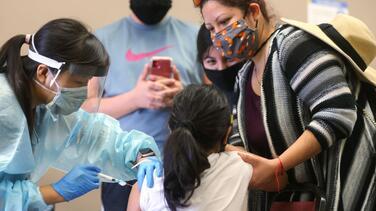 Coronavirus: aquí se pueden vacunar tus hijos de 12 a 15 años en Durham, Wake y Cumberland