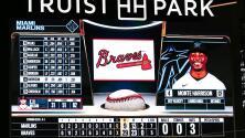 Atlanta Braves impone dos récords con triunfo de 29-9 ante Marlins