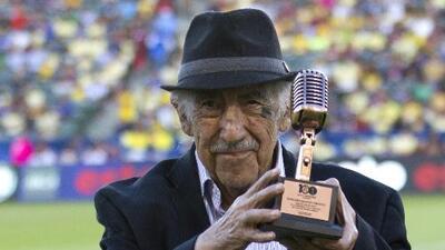 El fútbol mexicano lamentó en redes sociales la muerte de Melquiades Sánchez