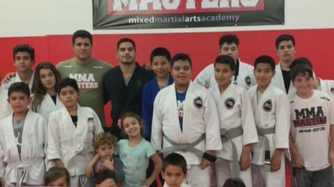 Artes marciales mixtas, uno de los deportes que más ha crecido en los últimos años y que se puede disfrutar en familia