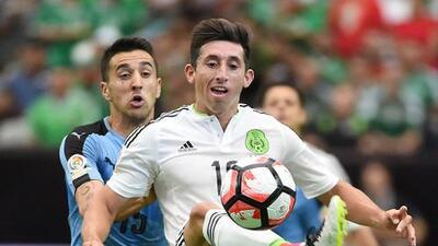 Cómo ver México vs. Uruguay en vivo amistoso FIFA