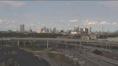 Cielos parcialmente despejados y algunas tormentas en la tarde y noche, el pronóstico para este domingo en Houston