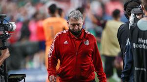 """'Tata' Martino: """"Nadie entra y sale de la selección por un partido"""""""