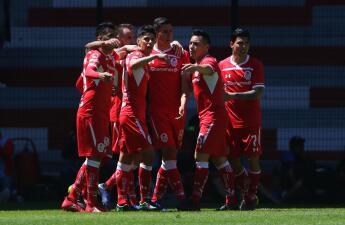 En fotos: Toluca revive en el Clausura 2019 con su triunfo sobre Veracruz