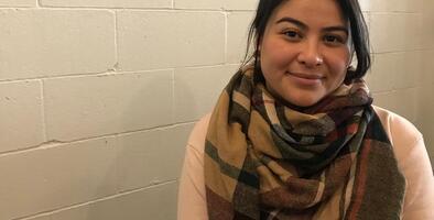 """""""Necesito que sean mi voz"""": el clamor de una dreamer a los latinos que pueden votar en Iowa"""
