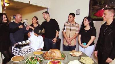 Helen Ochoa y Jonatan Sánchez cumplieron el sueño de una quinceañera en Thanksgiving