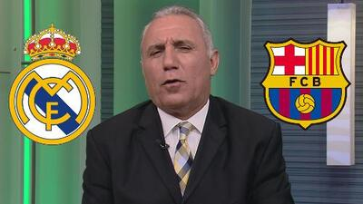 Stoichkov encendió la previa de la semifinal de Copa: Real Madrid vs. Barcelona