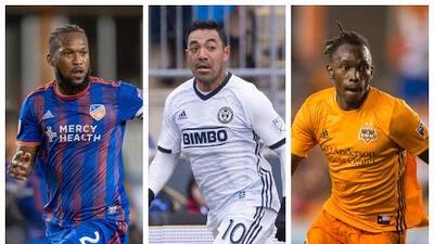 Una multitud: casi 80 jugadores de la MLS fueron preconvocados para la Copa Oro de Concacaf