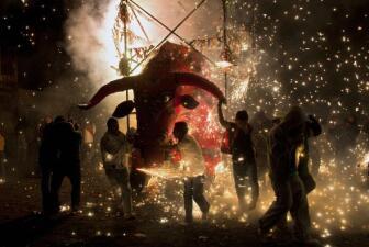Fiesta del Torito  en Tultepec