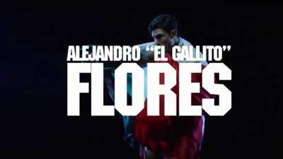 De México para el mundo: 'Gallito' Flores en Copa Combate