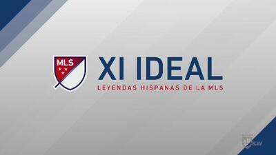 Univision Deportes y FutbolMLS.com revelarán el XI Ideal Leyendas Hispanas de la MLS