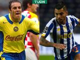 'Tecatito' Corona tuvo en Cuauhtémoc Blanco a su primer ídolo en el futbol