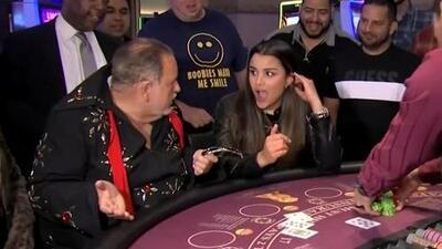 Retrojueves: Raúl de Molina se disfraza de Elvis Presley y pierde el dinero apostando en Las Vegas