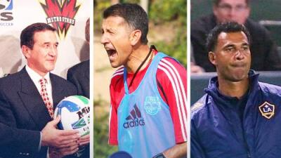 Top 5: Directores técnicos de alto perfil que han dirigido en la MLS