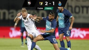 Gol de 'Tecatito' Corona es insuficiente en derrota del Porto