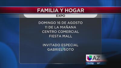 Feria de la Familia y el Hogar en Phoenix
