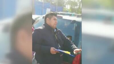 """""""Al niño lo voy a regresar a su país"""": denuncian que agente mexicano amenazó a migrantes con quitarles a sus niños"""