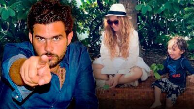 La cuestiona como madre, mujer y artista: las cuatro acusaciones que Jerry Bazúa lanzó contra Paulina Rubio