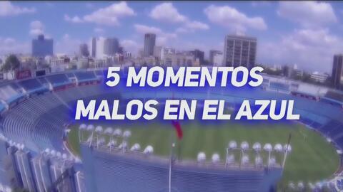 ¡Que el olvido llegue rápido! Los cinco momentos más amargos en el Estadio Azul