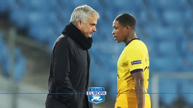 """Mourinho muy autocrítico: """"No jugamos bien, no merecíamos ganar"""""""