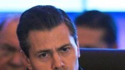 Enrique Peña Nieto felicita a los mexicanos ganadores de los Oscar
