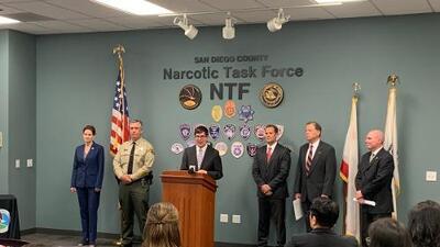 Cómo el cartel de Sinaloa envió drogas por correo desde California a todo el país y hasta Emiratos Árabes