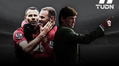 Tradición inglesa: Wayne Rooney y los 'jugadores-entrenadores'