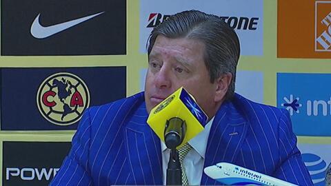 'Piojo' Herrera siente que su América está más sólido y vivo que nunca para la Final de vuelta