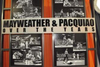 Mayweather y Pacquiao. Un carrera en común
