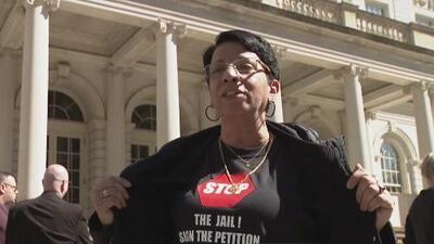 Crece el rechazo por la construcción de cárceles en varios sectores de Nueva York