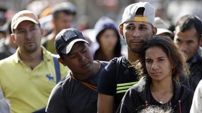 Tensión en Tijuana ante la llegada de la caravana de migrantes proveniente de Centroamérica