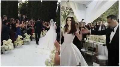 Marlene Favela dio el 'sí' y tenemos los detalles de su boda