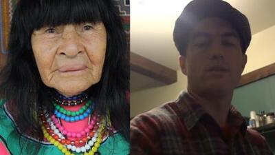 Torturado y a medio enterrar encuentran a canadiense sospechoso de asesinar a una chamán en Perú