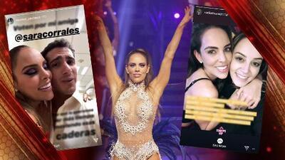 Sara Corrales logra un apoyo sin precedente en Mira Quién Baila: dos rivales piden salvarla